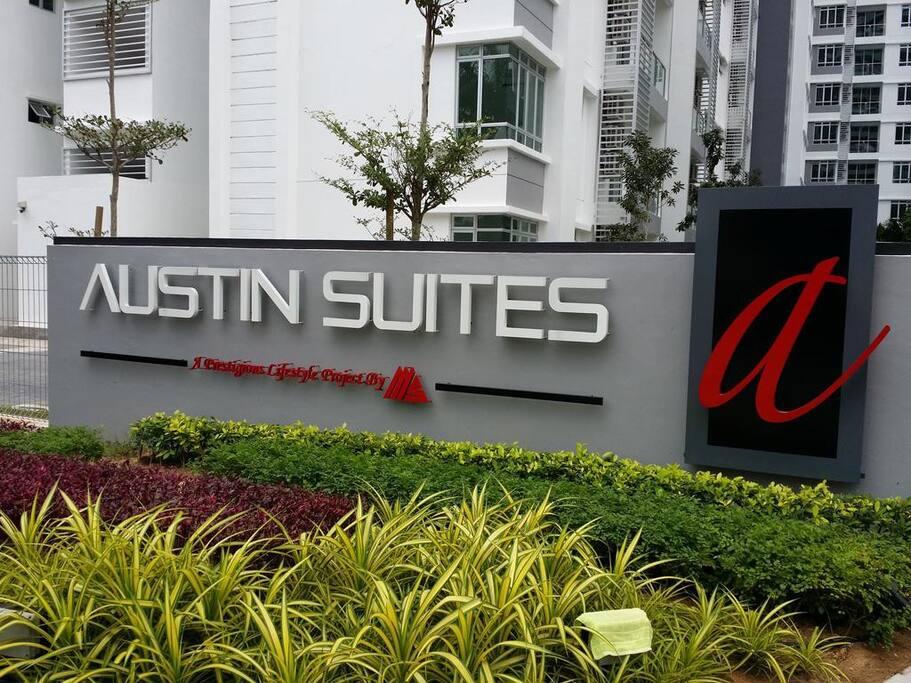 Austin Suites Serviced Residence JB
