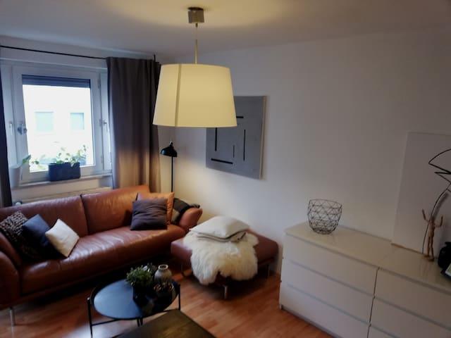 Schöne 2 Zimmer Wohnung mit Balkon im <3 von Mainz