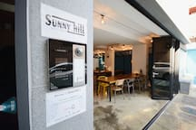 Sunnyhill Hostel Hongdae_Private Triple Room