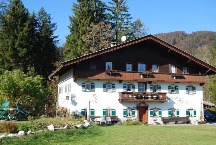 Die Durchner Mühle -  Sommer Wonderland Walchsee - Kössen