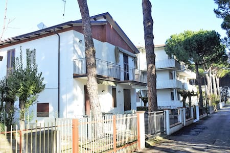 appartamento a 30 metri dalla pineta e dal mare - Cervia - Daire