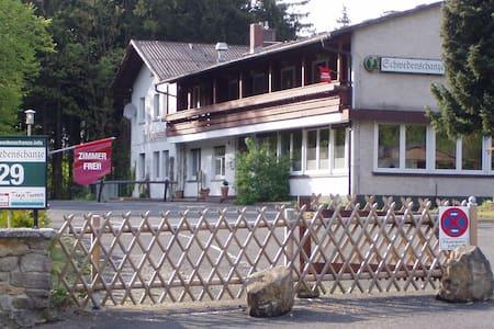 Landhauswohnung auf der Berghöhe - Gersfeld (Rhön)