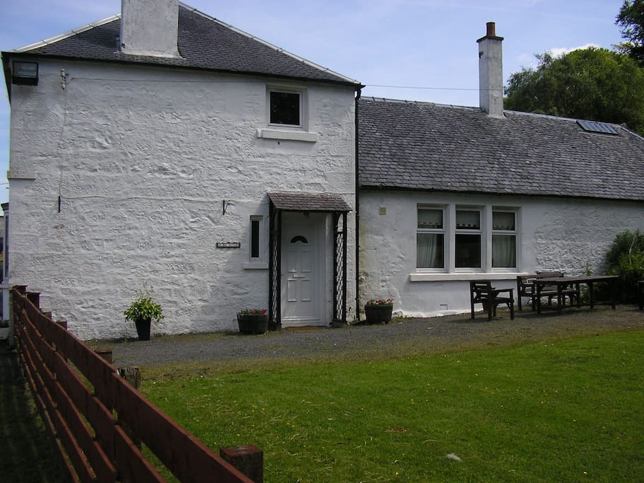The Studio is part of a converted farmhouse.  We have more rooms!  Ask us about availability.