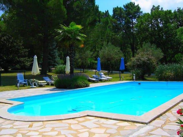 Gîte La Provence à Bollène 84500
