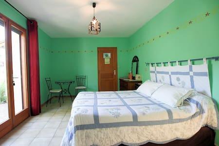 Bellegarde chambre