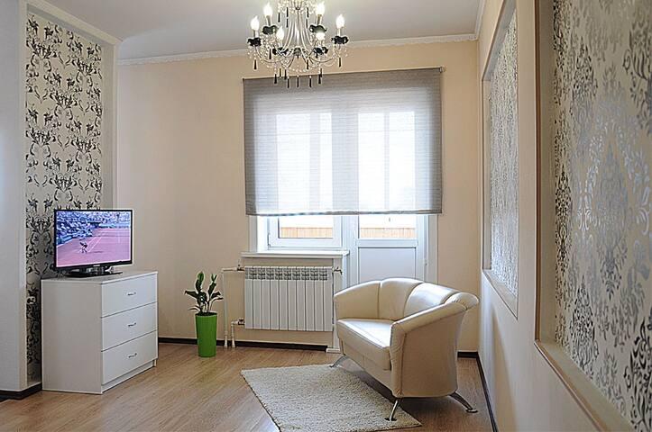 Современная квартира в самом центре Улан-Удэ