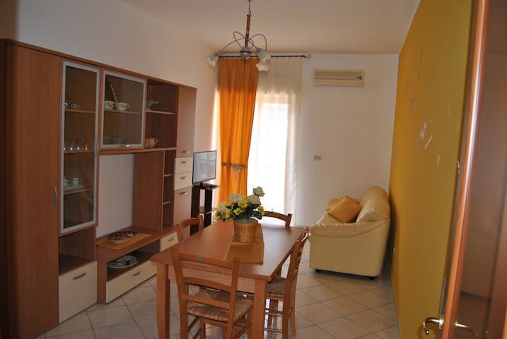LE VITE DI GIADA - Villa Margi - Appartement