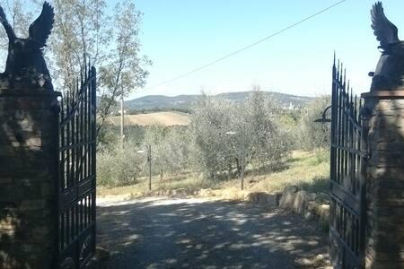 Casa in Toscana - 30 min da Firenze - Tavarnelle Val di Pesa