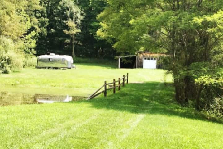 Vintage Airstream in Scenic Hudson Valley, NY