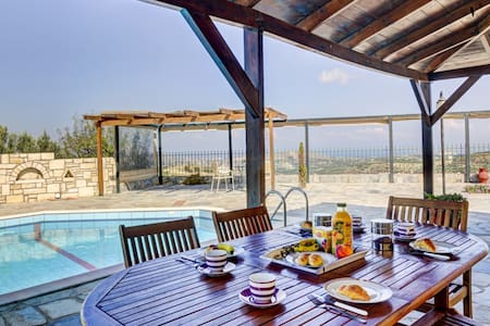Villa Galini-Professional vacation rental services - Episkopi Heraklion
