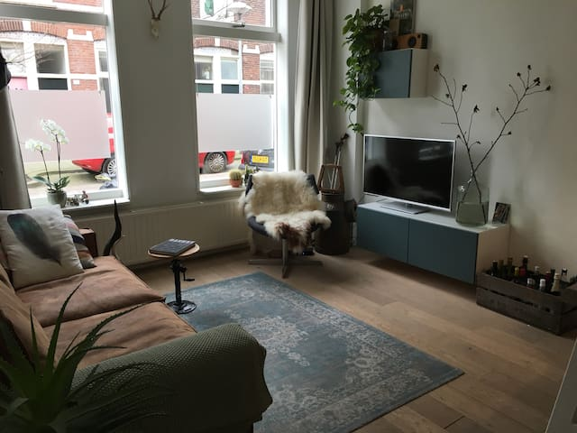 Cosy apartment in Utrecht. Nearby the city center