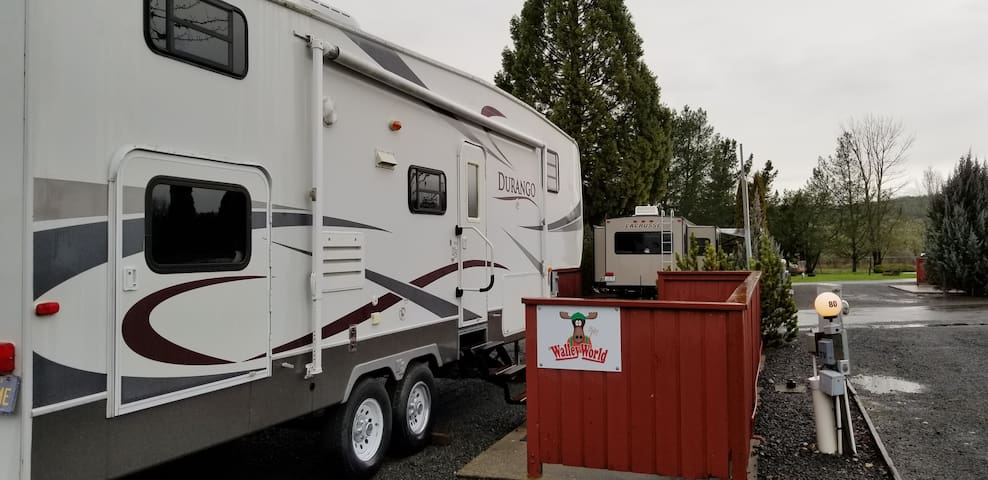 Enjoy a Clean, Fun - RV Experience