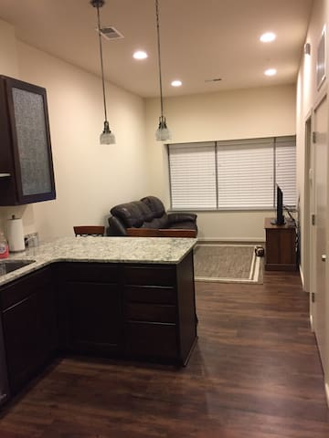 Charming Downtown Luxury Apartment - Omaha - Apartament