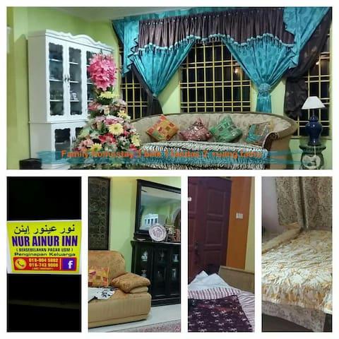 Budget Family home Inn