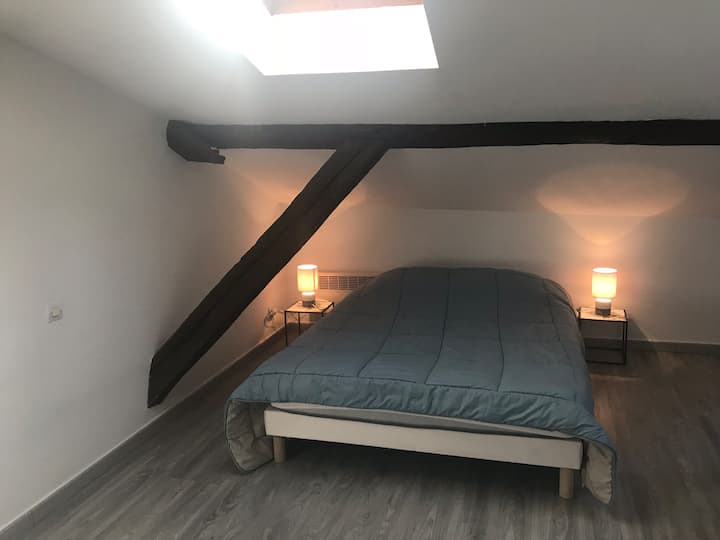Studio centre Chinon