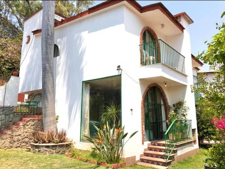 Amplia y cómoda casa en Cuernavaca