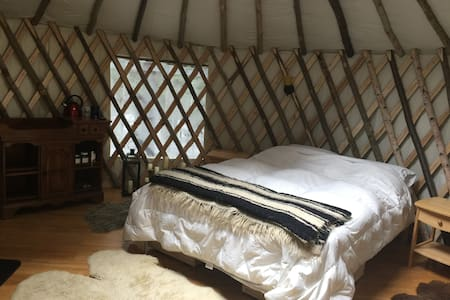 Rustic Living at its Finest - Ashfield - Khemah Yurt
