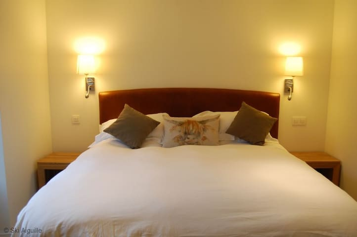 Our very comfortable beds - read our reviews !