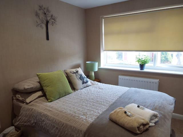 Double room near Chichester-Goodwood