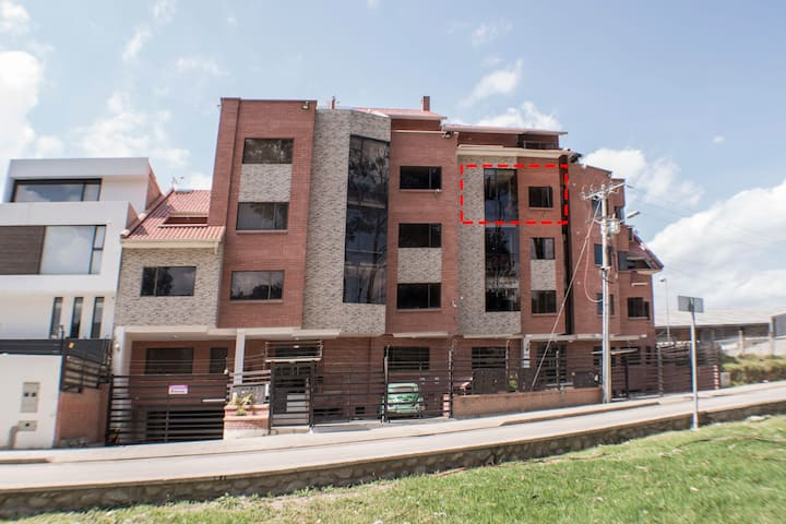 Luxury apartment, for rent Edificio Grial