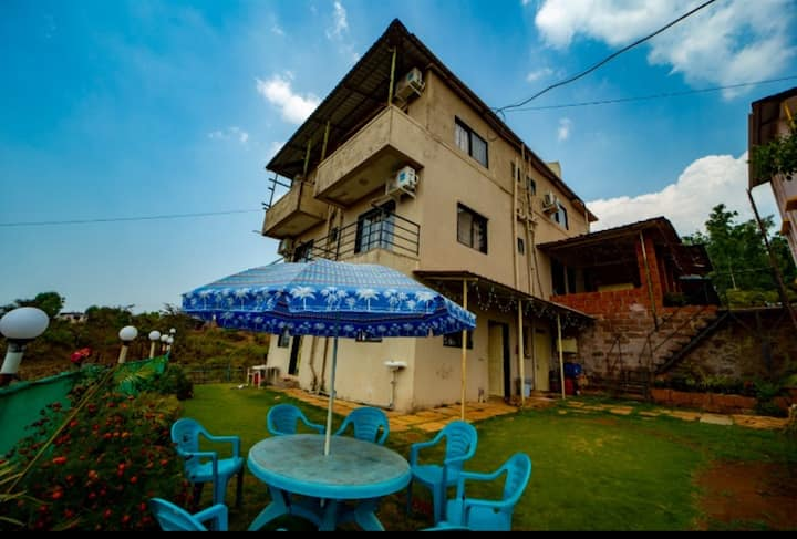 Blissful Stay in  Strawberry Farm Mahabaleshwar