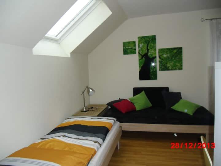 FEWO / Apartment  für Messe oder Kurzurlauber