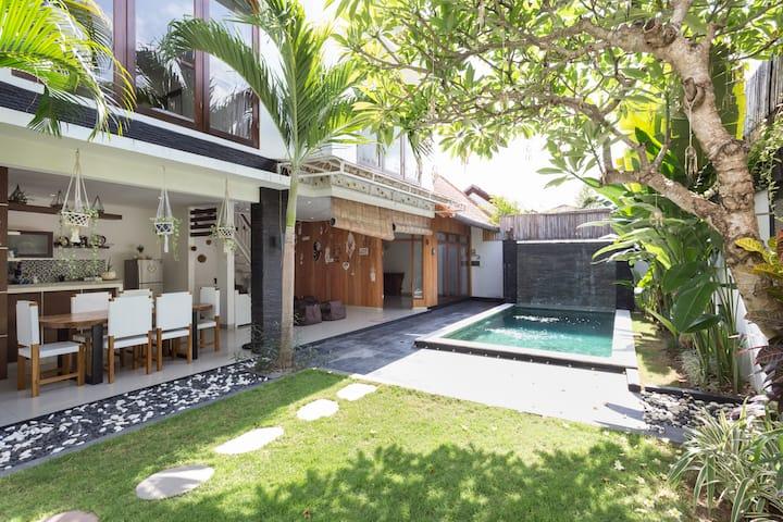 Sweet dreams villa Bali - Vanilla room 1
