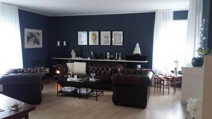 A spacious 3 bedroom apartment near central RVK
