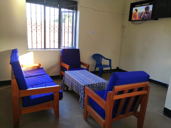 Clean, Convenient and Comfy Guesthouse,Yumbe Town.
