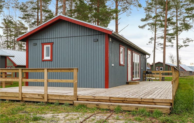 Holiday cottage with 3 bedrooms on 43m² in Löttorp