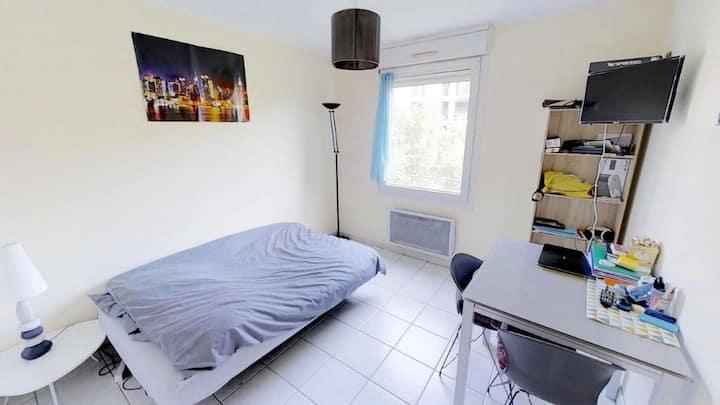 Studio en plein cœur d'Aix en Provence