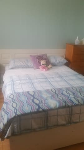 amazing spacious affordable bedroom - Ottawa - Departamento