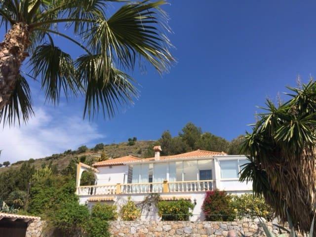 """Andalousian house """"Casa Ginette"""" 6/7 persons - Almuñécar - House"""