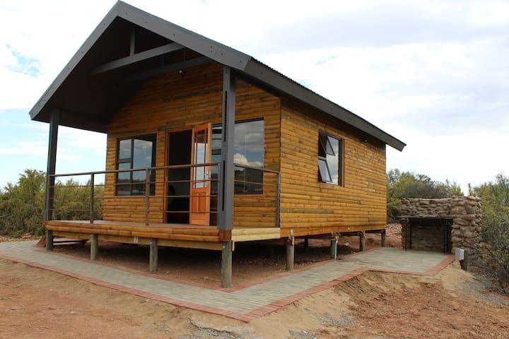 Klein Karoo Game Lodge Chalet 2