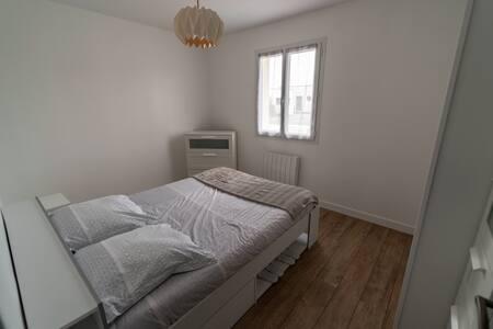 Chambre privée à Villedoux (15min de La Rochelle)