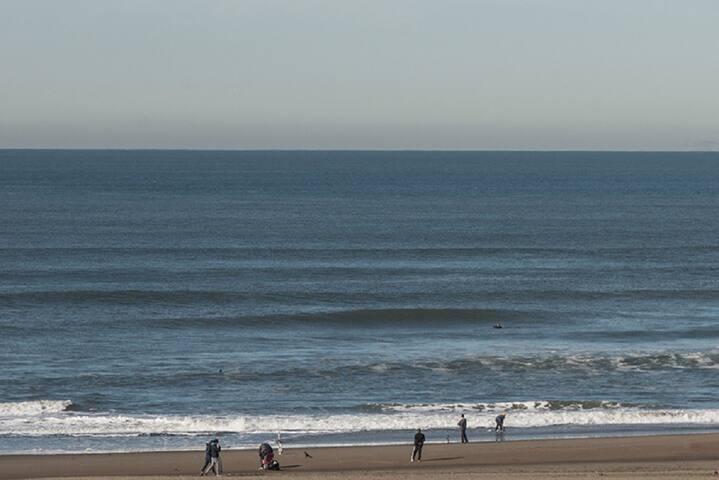 Ocean Front Condo Steps To Shoreline
