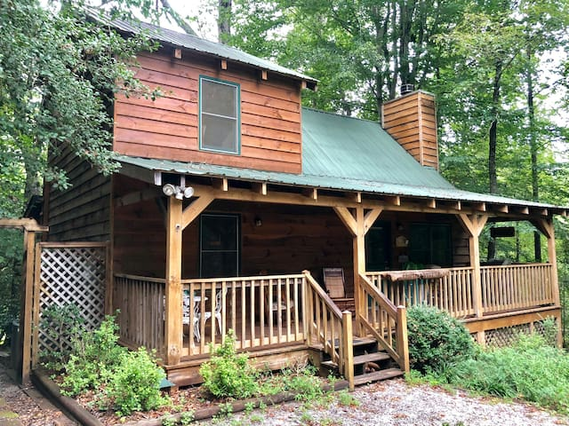 Mountain View Cabin - Escape to Mtns! Clean/Safe!