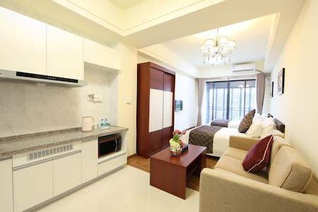 近新白云机场  碧桂园风琪公寓  豪华双床房 - 廣州 - 公寓
