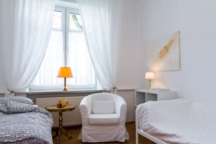 Charmante Wohnung  für 1-4 Personen