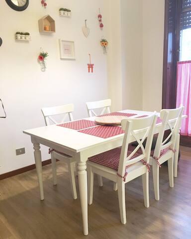 Comfort Wifi Apartment in Argonne Susa