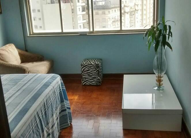 Apartamento 110 metros 2 quartos - São Paulo - Lägenhet