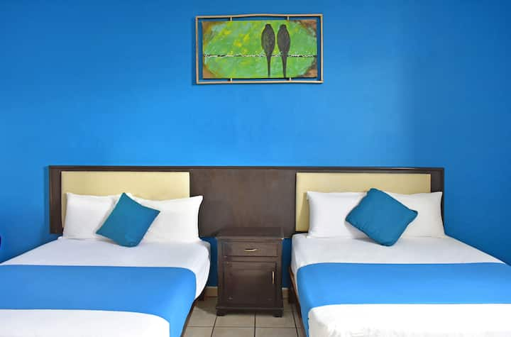 Habitacion Estandar en Blue Home Vallarta