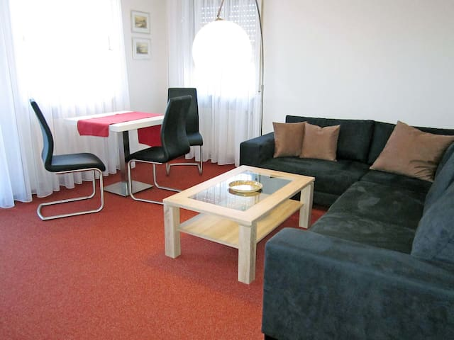 Apartment Landhaus Ludwig/Haus Sonnenhang for 3 persons in Bad Griesbach - Bad Griesbach - Lägenhet