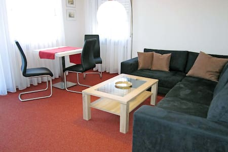 Apartment Landhaus Ludwig/Haus Sonnenhang for 3 persons in Bad Griesbach - Bad Griesbach - Lejlighed