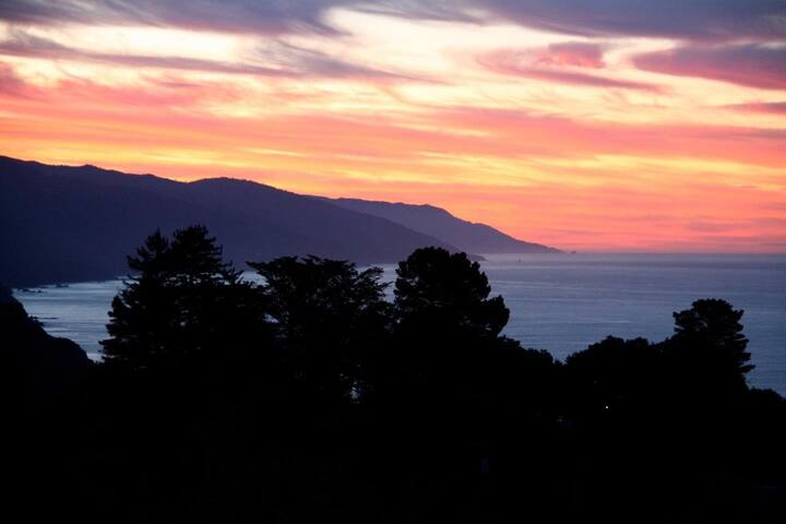 Beautiful Big Sur with pool/spa, close in location - Big Sur - Talo