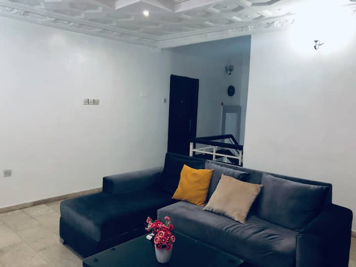Cosy double room in a gated Estate in Lekki