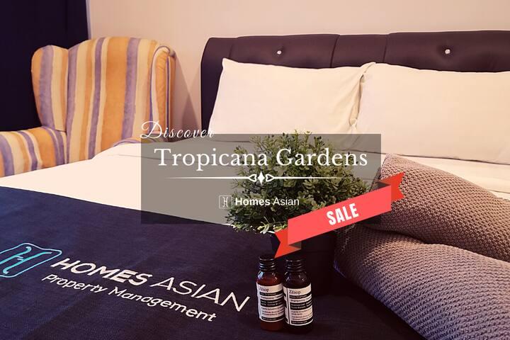 Tropicana Gardens Suite by Homes Asian . U208