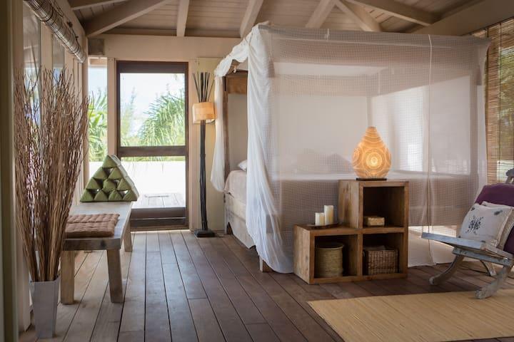 Lumi Mahina - Moon Room - Kilauea - Haus