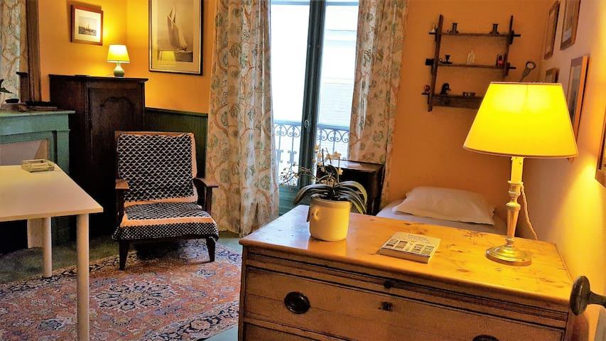 Chambre calme au coeur du 5ème - Parigi - Appartamento