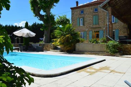 """Cottage """"A LauRé de Saint Bonnet"""""""